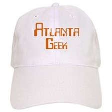 Atlanta Geek Baseball Cap