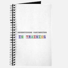 Advertising Copywriter In Training Journal