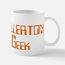 Fullerton Geek Mug