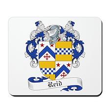 Reid Family Crest Mousepad