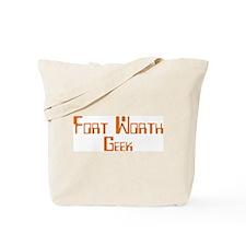 Fort Worth Geek Tote Bag