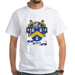 Renton Family Crest White T-Shirt