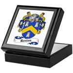 Renton Family Crest Keepsake Box