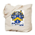 Renton Family Crest Tote Bag