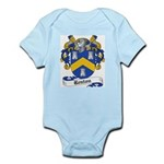 Renton Family Crest Infant Creeper