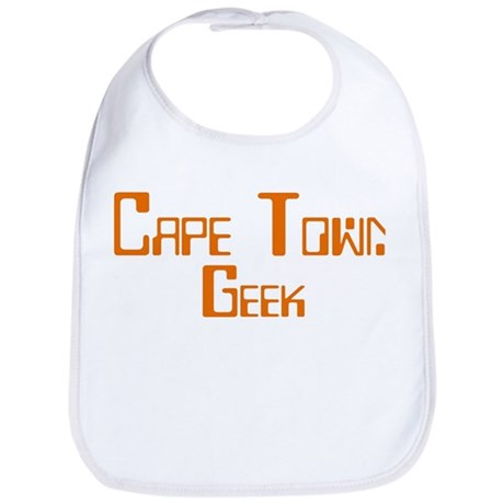 Cape Town Geek Bib