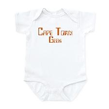 Cape Town Geek Infant Bodysuit