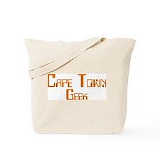 Cape Town Geek Tote Bag
