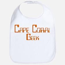 Cape Coral Geek Bib