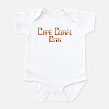 Cape Coral Geek Infant Bodysuit