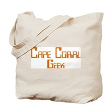 Cape Coral Geek Tote Bag