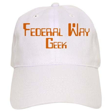 Federal Way Geek Cap