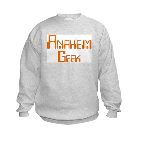 Anaheim Geek Kids Sweatshirt