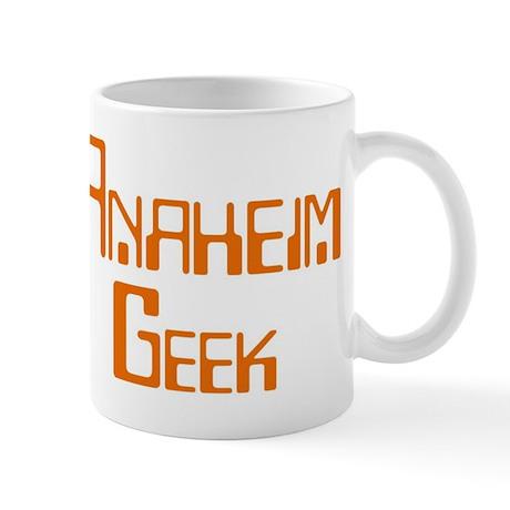 Anaheim Geek Mug