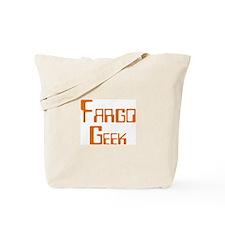 Fargo Geek Tote Bag