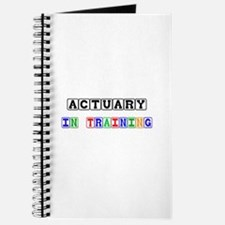 Actuary In Training Journal