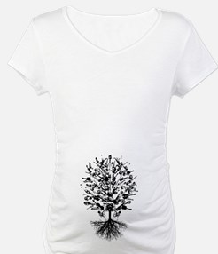 Musical Instruments Tree Shirt