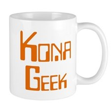 Kona Geek Mug