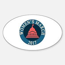 Unique Atonement Sticker (Oval)