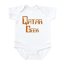 Qatar Geek Infant Bodysuit