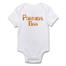 Portugal Geek Infant Bodysuit