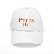 Portugal Geek Baseball Cap