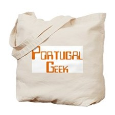 Portugal Geek Tote Bag