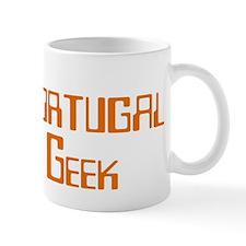 Portugal Geek Mug