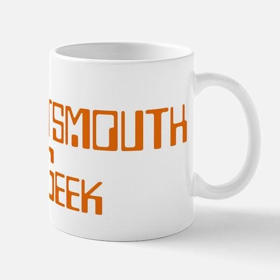 Portsmouth Geek Mug