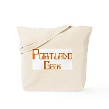 Portland Geek Tote Bag
