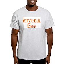 Istanbul Geek T-Shirt