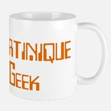 Martinique Geek Mug