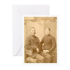 Elegant Couple Greeting Cards (Pk of 20)
