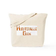 Huntsville Geek Tote Bag