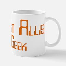 West Allis Geek Mug
