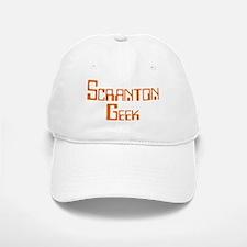 Scranton Geek Baseball Baseball Cap