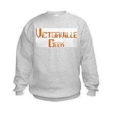 Victorville Geek Sweatshirt