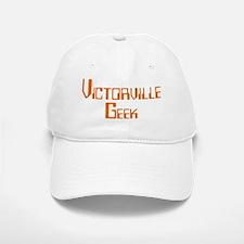 Victorville Geek Baseball Baseball Cap