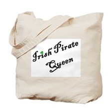 Irish Pirate Queen Tote Bag