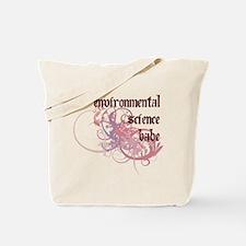Environmental Science Babe Tote Bag