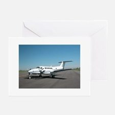 King Air B200 Greeting Cards (Pk of 10)
