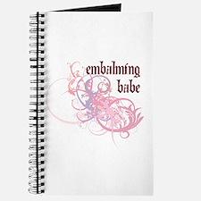 Embalming Babe Journal
