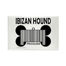 IBIZAN HOUND PRICELESS Rectangle Magnet