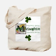 McLaughlin Celtic Dragon Tote Bag