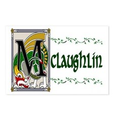 McLaughlin Celtic Dragon Postcards (Package of 8)