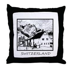 Fextilehouse Throw Pillow