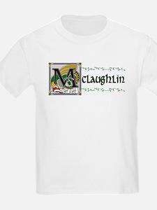 McLaughlin Celtic Dragon Kids T-Shirt