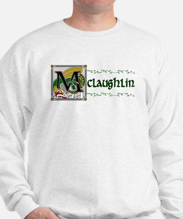 McLaughlin Celtic Dragon Sweatshirt