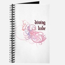 Diving Babe Journal