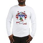 Ronald Family Crest Long Sleeve T-Shirt